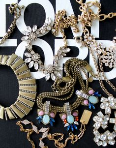 You never can have too many jewels!