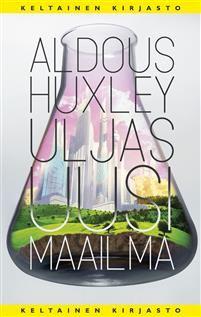 Osta Uljas uusi maailma - Aldous Huxley - nidottu(9789513199135) | Adlibris kirjakauppa Books To Read, Reading, Logos, Aldous Huxley, Word Reading, A Logo, Reading Books, Libros
