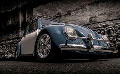 Classic VW - Two Tone Bug - Volkswagen Alhambra - Google+