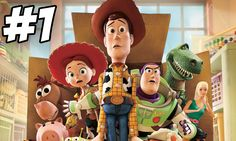 Toy Story 3: The Video Game Walkthrough | Part 1 (Xbox360/PS3/PC/Wii)