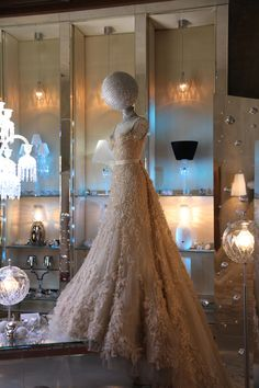 ELIE SAAB collaborates with Baccarat to bring to life the French fairytale, Peau D'ane.
