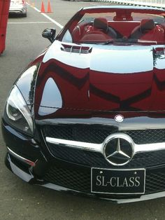 Mercedes SL-class Cabriolet