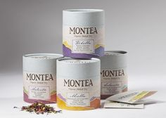 Packaging of the World: Creative Package Design Archive and Gallery: Montea
