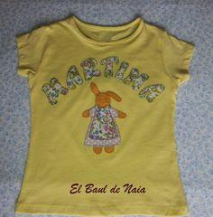 Camiseta conejita