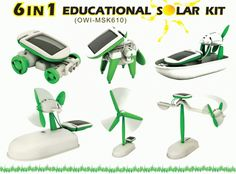 Jual Solar Kit 6 In 1 - Grosirtoys | Tokopedia