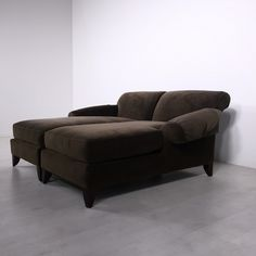 Cocoa for Two Chaise Lounge Pair by Crate