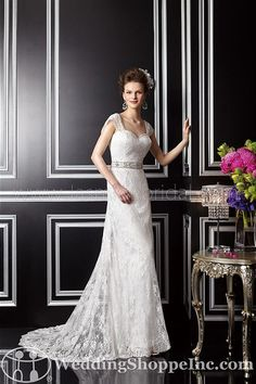 Bridal Gowns Jasmine  T142067 Bridal Gown Image 1