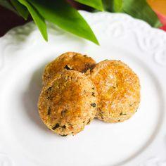 Medvehagymás pogácsa zabpehelyliszttel- cukormentes élet Izu, Muffin, Breakfast, Food, Morning Coffee, Essen, Muffins, Meals, Cupcakes