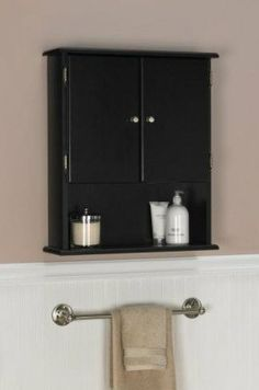 Amazon.com: Ameriwood Bathroom Wall Cabinet: Home & Kitchen