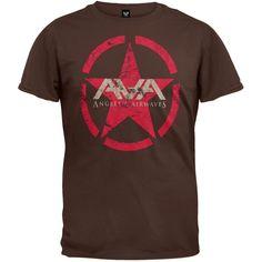 Angels & Airwaves - Red Star Soft T-Shirt