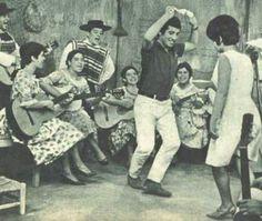 Una cueca chilena vamos a bailar