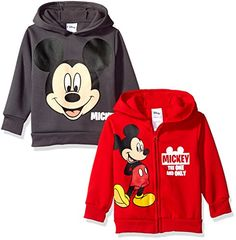 Disney Boys' Mickey 2 Pack Hoodies, Red, 3T Disney https://www.amazon.com/dp/B01G2IO5HC/ref=cm_sw_r_pi_dp_x_vyJqybWKZATPH