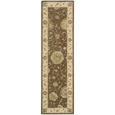 Nourison 3000 Collection Rug, Brown