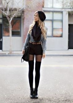Suggestions for combat boot outfits? | Beautylish