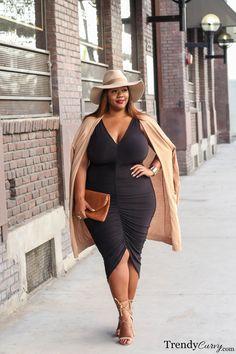 Plus Size And Curvy Fashion: Photo Women's Dresses, Plus Size Dresses, Plus Size Outfits, Fashion Dresses, Curvy Plus Size, Trendy Plus Size, Plus Size Women, Curvy Women Fashion, Look Fashion