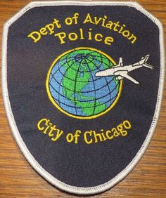 Police Patches, Badges, Illinois, Badge
