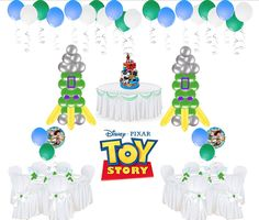toy story balloons | Toy Story Balloon Package