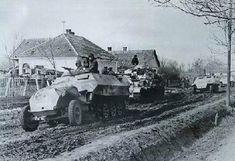 Hungary 1945