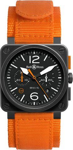 BR03-94-Carbon-Orange-Orange-canvas-strap-folded.png