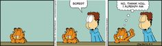Garfield for 8/14/2017
