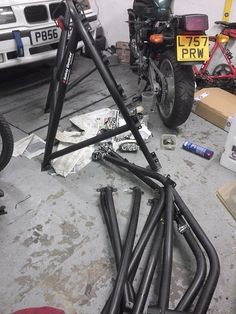 constructing the roll cage