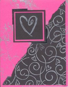 Sketch an Event-Pink Passion Heart