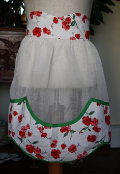 1950's Hostess Apron
