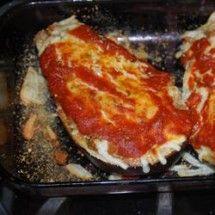 Meatless Main Dishes: Stuffed Eggplant Parmesan