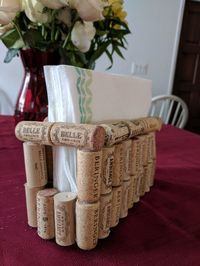 , find hand crafted, old-fashioned, as well as one associated with a style goods and items associated with personal seek. Wine Craft, Wine Cork Crafts, Wine Bottle Crafts, Wine Cork Projects, Diy Craft Projects, Wine Cork Art, Cork Ornaments, Wine Bottle Corks, Wine Decor
