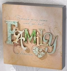 Roman Pack of 2 Connie Haley Decorative Family Plaques 7.5