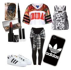 """adidas"" by kimberly-benito on Polyvore"