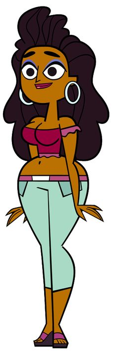 Anne Maria, labeled The Jersey Shore Reject Anne Maria, Total Drama Island, Sassy Girl, Teen Life, Island Girl, Drama Series, Reality Tv, Drawing Reference, Revenge