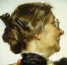 Hair: The Ribbon Secret   James Gurney