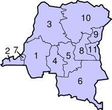 Repubblica Democratica del Congo - Wikipedia