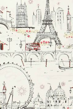Paris Je T'aime | Project Nursery