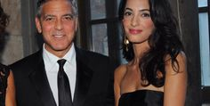 George Clooney Weds In Venice..