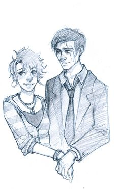 """Remus and Tonks by mickisketch """"I'm sorry. I never wanted any of you to die for me. And Remus, your son?"""" """"Others will tell him what his mother and father died for. One day, he'll understand."""""""
