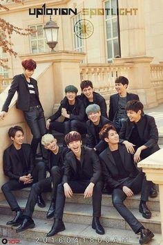 UP10TION IMAGE TEASER | JinHoo | Kuhn | KoGyeol | Wei | Bit-to | WooShin | SunYoul | GyuJin | HwanHee | Xiao