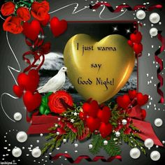 Good night baby.. and all sweet dreams,★♥★ .