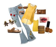 """""""Untitled #43"""" by leilani-sullivan ❤ liked on Polyvore featuring WearAll, Relic, BARIELLE and Christian Dior"""