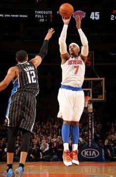 Knicks v Magic  W 106 - 94