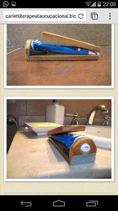 Adaptação para pasta de dente