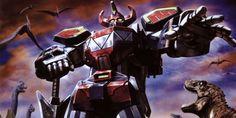 Power Rangers Toys: Red Ranger T-Rex Zord Revealed