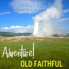 Yellowstone Family Vacation Pt.3 - Todays Creative Blog