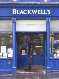 Blackwell #Bookshop on South Bridge is the oldest bookshop in Edinburgh and currently has over 250,000 titles in stock ranging from Scottish Fiction to Medical.
