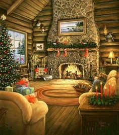 @Matty Chuah CABIN 4 THE HOLIDAYS!