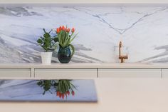 "Marble, in Suzie's option, is ""one of those key materials"" that can have a luxurious visual impact whilst being durable and practical. ©suziemcadam.com"