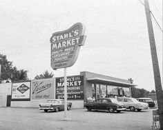 Crocker Road in Mt. Clemens. I think anyone who grew up in Mt. Clemens or Harrison Township remembers Stahl's. Used to buy record albums there in my pre-teen years. Still a great store today!