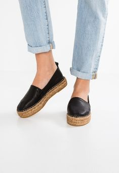 Royal RepubliQ WAYFARER BASE - Espadrillas - black - Zalando.it