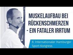 Rückenschmerzen Roland Liebscher-Bracht beim 8.Internationalen Sport-Kongress in Hamburg - YouTube